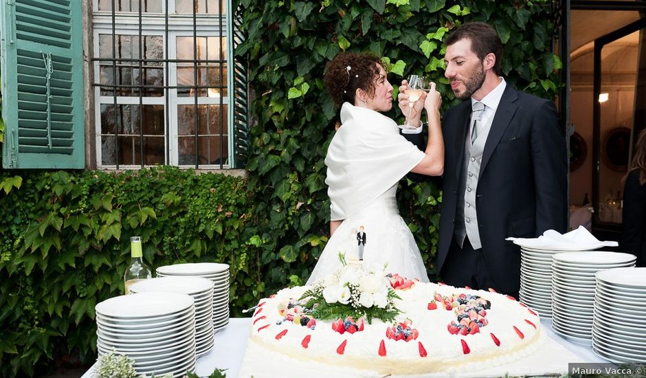 Il matrimonio di Matteo e Maria Luisa a Salussola, Biella