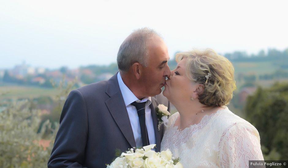Il matrimonio di Walter e Maria a Chieri, Torino