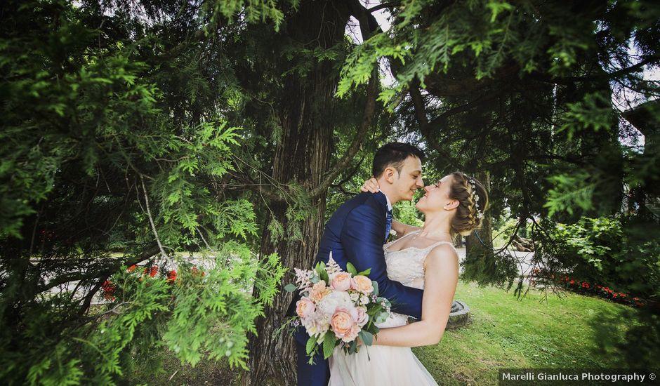 Il matrimonio di Stefano e Deborah a Erba, Como