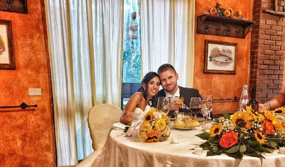 Il matrimonio di Marco e Ilenia a Vittuone, Milano
