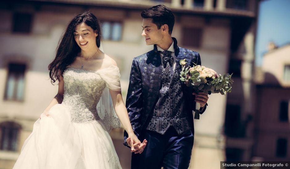 Il matrimonio di Daniele e Cinzia a San Benedetto del Tronto, Ascoli Piceno