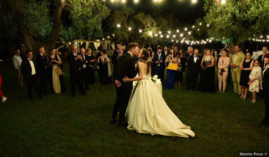 Il matrimonio di Damiano e Stefania a Francavilla Fontana, Brindisi