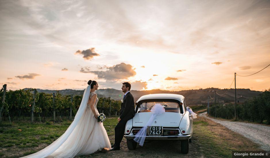 Il matrimonio di Soren e Giada a Longiano, Forlì-Cesena