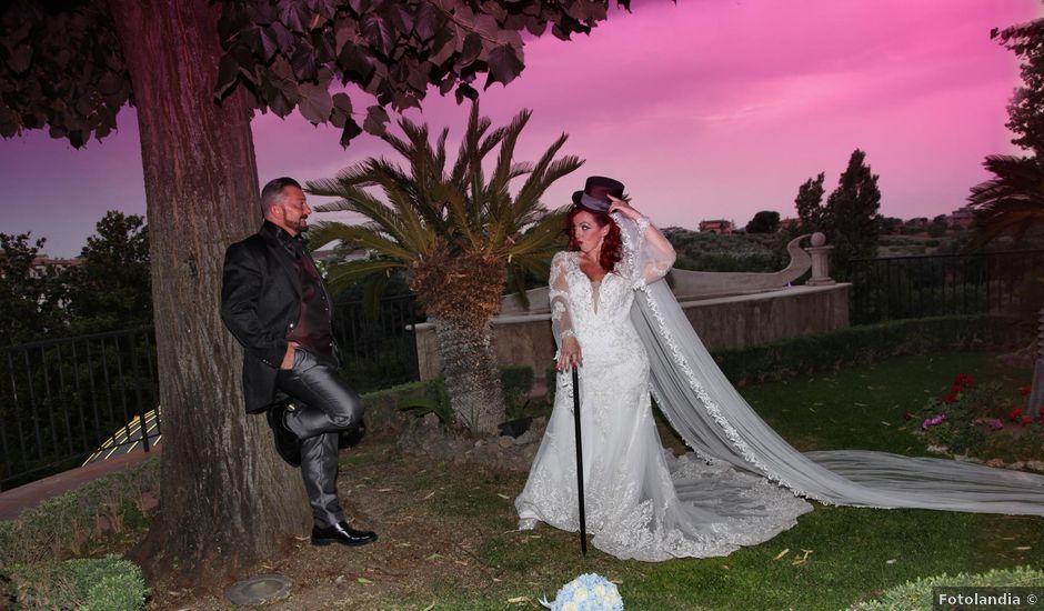 Il matrimonio di Roberto e Anna Rita a Roma, Roma