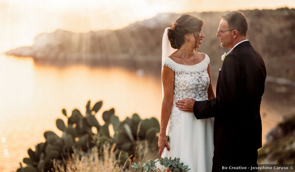 Il matrimonio di Alfonso e Enza a Milazzo, Messina