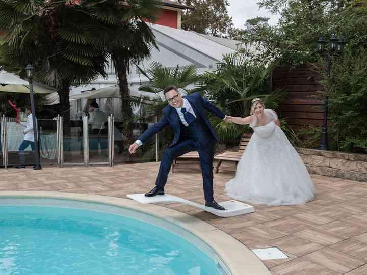 Le nozze di Elena e Vito