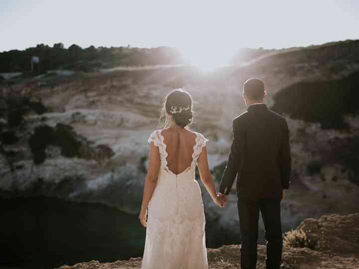 Le nozze di Elena e Bruno