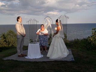 Le nozze di Sabrina e Andrea 1