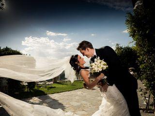 le nozze di Ilary e Ross 1