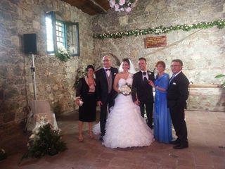 Le nozze di Andreina e Daniele