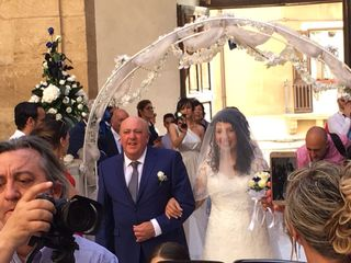 Le nozze di Salvatore e Maria Cristina  2