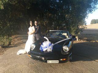 Le nozze di Salvatore e Maria Cristina