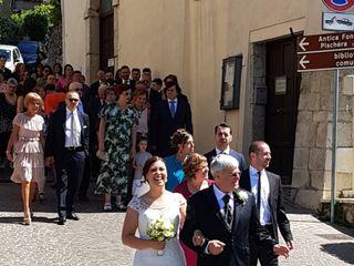 Le nozze di Fania  e Daniele  1