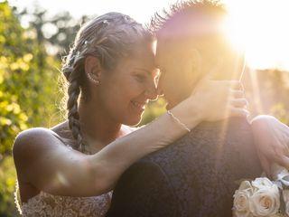 Le nozze di Sveva e Ivano