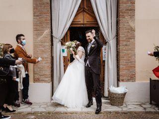 Le nozze di Maria Francesca e Niccolò