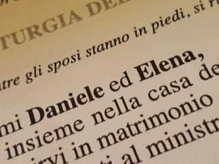 Le nozze di Elena e Daniele 2
