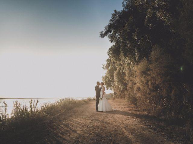 Il matrimonio di Paolo e Eleonora a Borgo Grappa, Latina 1