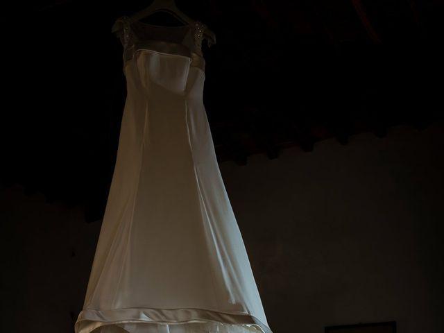 Il matrimonio di Emanuele e Veronica a Greve in Chianti, Firenze 1