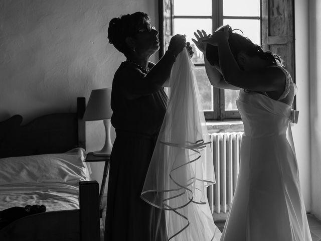 Il matrimonio di Emanuele e Veronica a Greve in Chianti, Firenze 19