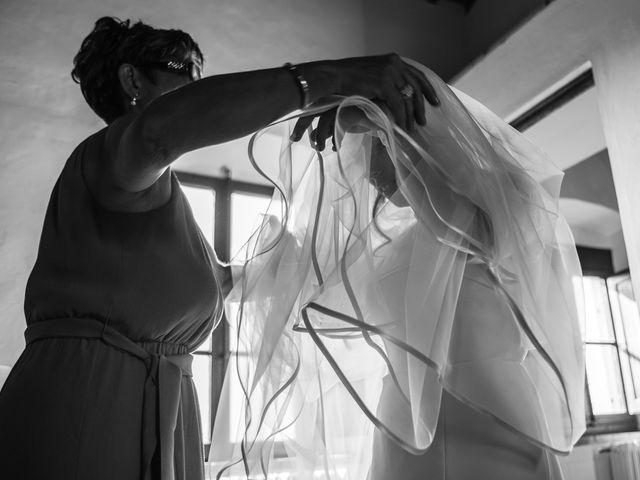 Il matrimonio di Emanuele e Veronica a Greve in Chianti, Firenze 20