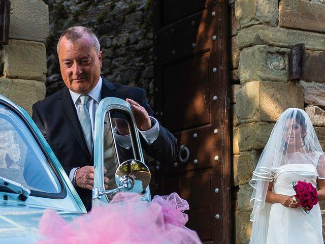 Il matrimonio di Emanuele e Veronica a Greve in Chianti, Firenze 24