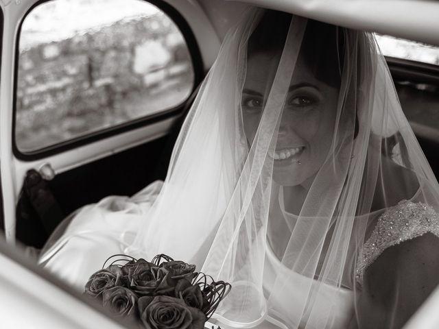 Il matrimonio di Emanuele e Veronica a Greve in Chianti, Firenze 26