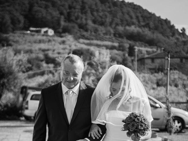 Il matrimonio di Emanuele e Veronica a Greve in Chianti, Firenze 31