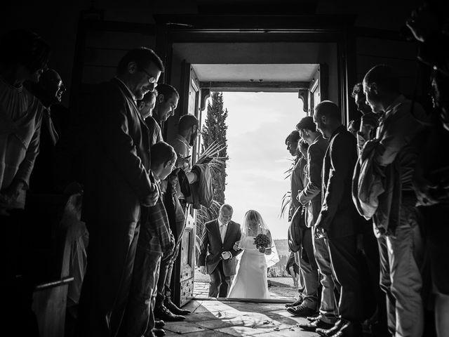 Il matrimonio di Emanuele e Veronica a Greve in Chianti, Firenze 33