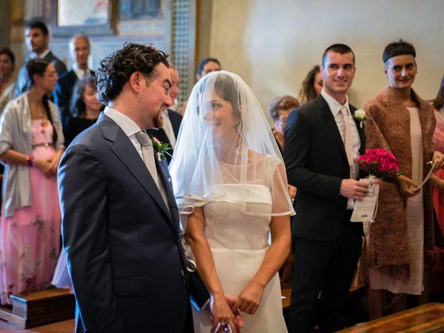 Il matrimonio di Emanuele e Veronica a Greve in Chianti, Firenze 39