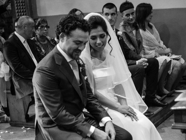 Il matrimonio di Emanuele e Veronica a Greve in Chianti, Firenze 41