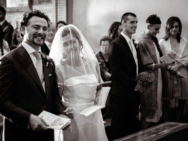 Il matrimonio di Emanuele e Veronica a Greve in Chianti, Firenze 44