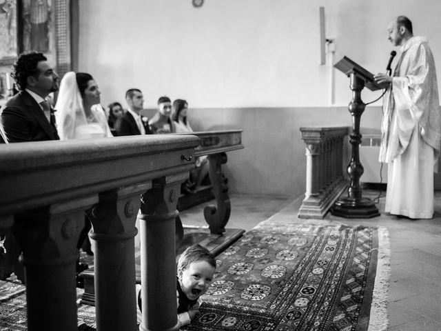 Il matrimonio di Emanuele e Veronica a Greve in Chianti, Firenze 47