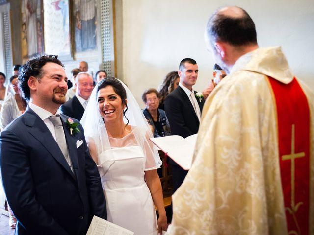 Il matrimonio di Emanuele e Veronica a Greve in Chianti, Firenze 50