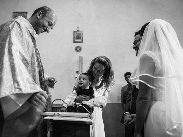 Il matrimonio di Emanuele e Veronica a Greve in Chianti, Firenze 51