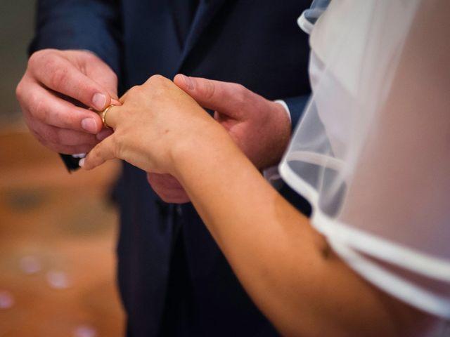 Il matrimonio di Emanuele e Veronica a Greve in Chianti, Firenze 52