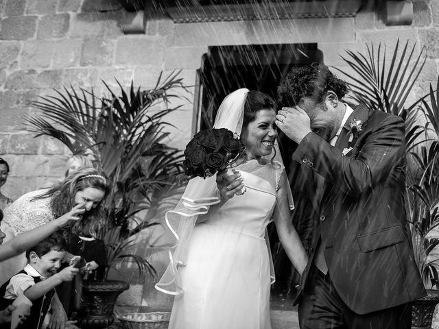 Il matrimonio di Emanuele e Veronica a Greve in Chianti, Firenze 57