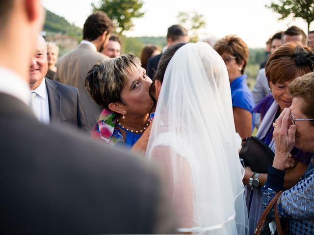Il matrimonio di Emanuele e Veronica a Greve in Chianti, Firenze 59