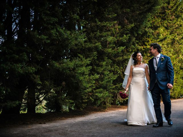Il matrimonio di Emanuele e Veronica a Greve in Chianti, Firenze 65