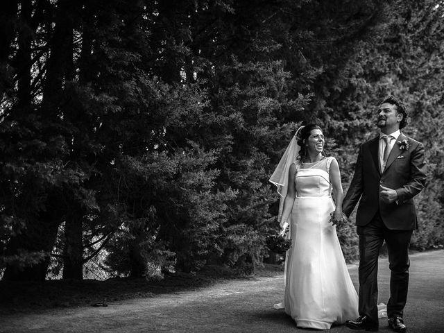 Il matrimonio di Emanuele e Veronica a Greve in Chianti, Firenze 66