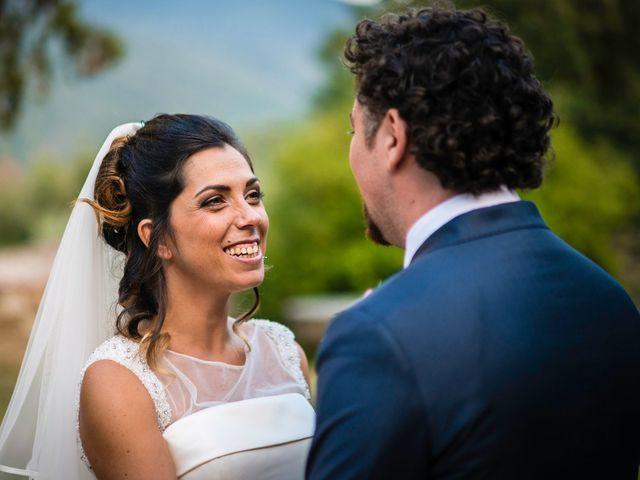Il matrimonio di Emanuele e Veronica a Greve in Chianti, Firenze 69