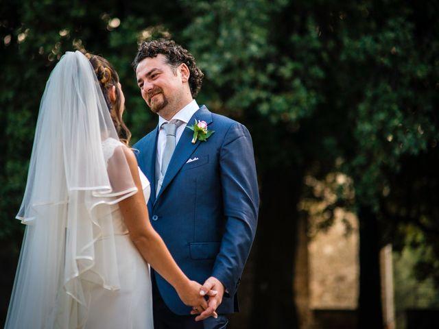 Il matrimonio di Emanuele e Veronica a Greve in Chianti, Firenze 71