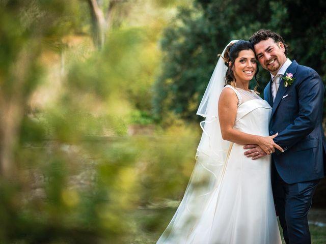 Il matrimonio di Emanuele e Veronica a Greve in Chianti, Firenze 72
