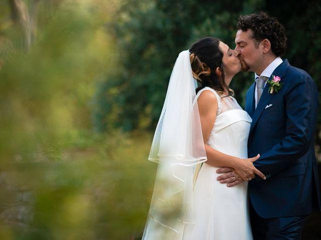 Il matrimonio di Emanuele e Veronica a Greve in Chianti, Firenze 73