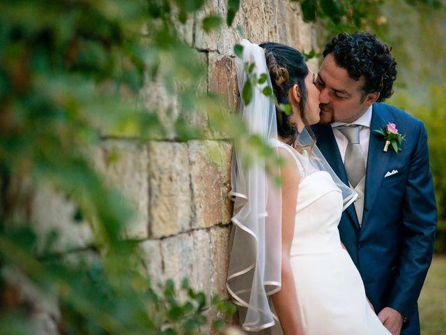 Il matrimonio di Emanuele e Veronica a Greve in Chianti, Firenze 74