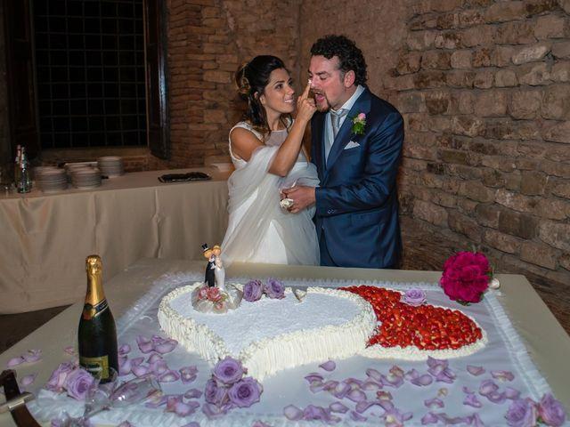 Il matrimonio di Emanuele e Veronica a Greve in Chianti, Firenze 91