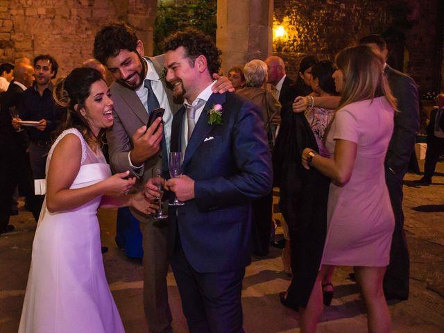 Il matrimonio di Emanuele e Veronica a Greve in Chianti, Firenze 94