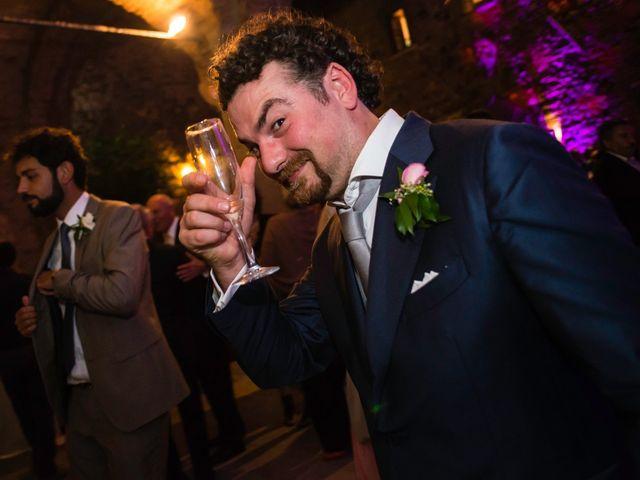 Il matrimonio di Emanuele e Veronica a Greve in Chianti, Firenze 95