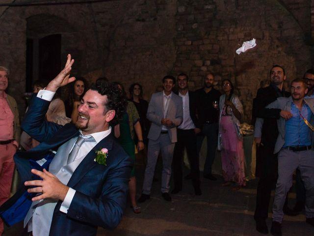 Il matrimonio di Emanuele e Veronica a Greve in Chianti, Firenze 98