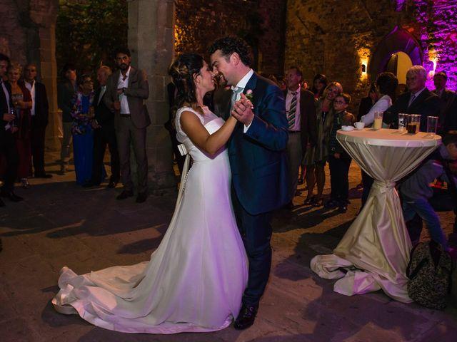 Il matrimonio di Emanuele e Veronica a Greve in Chianti, Firenze 100