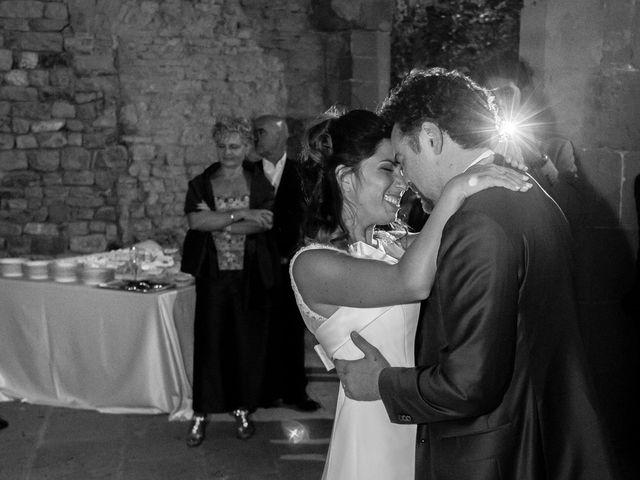 Il matrimonio di Emanuele e Veronica a Greve in Chianti, Firenze 101